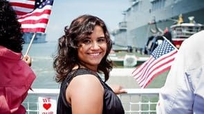 USS Ponce Homecomng 2011
